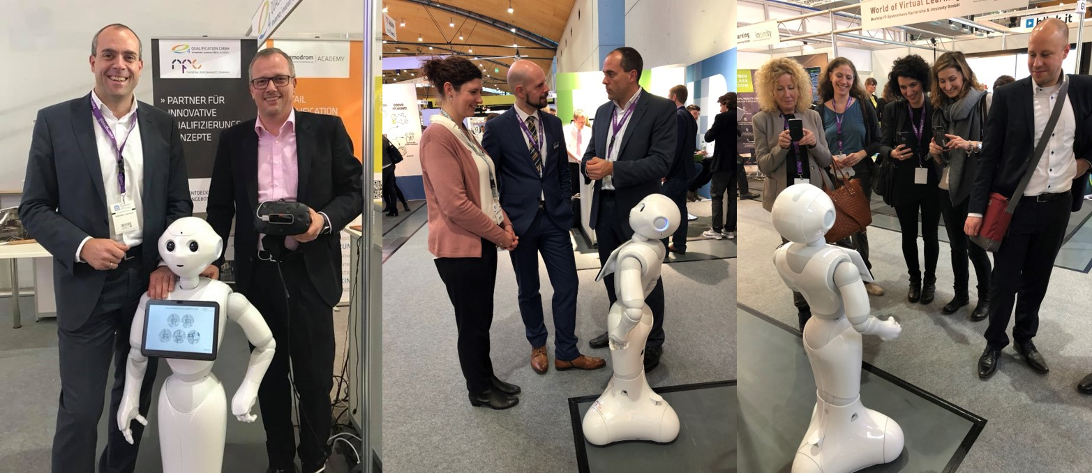 3 Tage LEARNTEC: Ein Besonderes Highlight